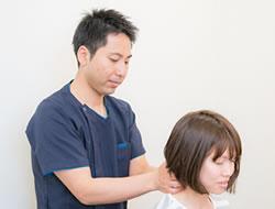 頭痛、体の歪み検査