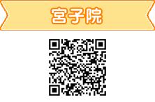 宮子院QRコード